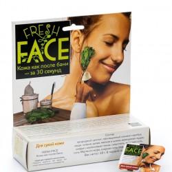 Скраб Fresh Face для сухой кожи, Биобьюти
