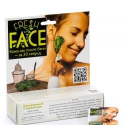 Скраб Fresh Face Для нормальной и жирной кожи, Биобьюти