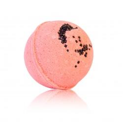 Гейзер (бурлящий макси-шар) для ванн КЛУБНИЧНЫЙ СОБЛАЗН, 280 г ТМ ChocoLatte