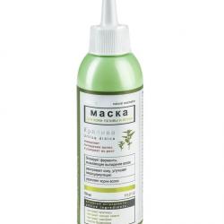 """Маска """"Крапива"""" для кожи головы и волос (против выпадения волос и для ускорения их роста), 150 мл. Клеона"""