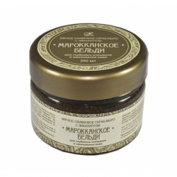 """Мыло-скраб """"Марокканское бельди""""  с эвкалиптом, 250 мл. Клеона"""