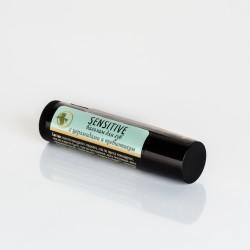Sensitive бальзам для губ с церамидами и пребиотиком, 5 гр. Мастерская Олеси Мустаевой