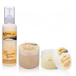 Бальзам-масло для ног ДУШИСТАЯ ВЕРБЕНА Для сухой кожи, от трещинок, от усталости, 60 мл TM ChocoLatte