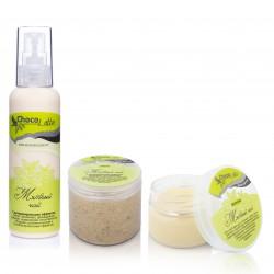 Бальзам-масло для ног МЯТНЫЙ ЧАЙ для сухой кожи, от трещинок и потливости ног, 60 мл TM ChocoLatte